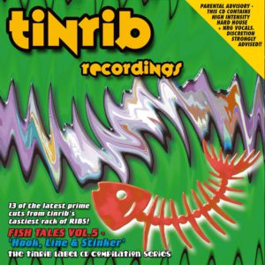 Tinrib Recordings - Fish Tales Vol 5 Album