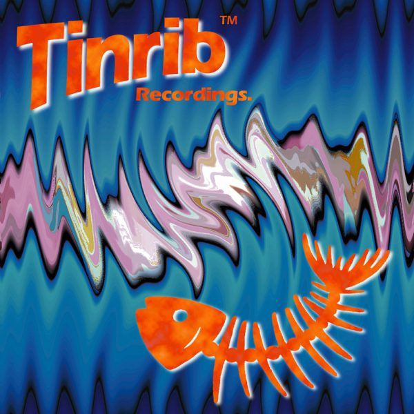 Tinrib Recordings - Blue Sleeve