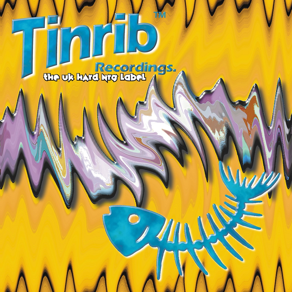 Tinrib Recordings - Yellow Sleeve
