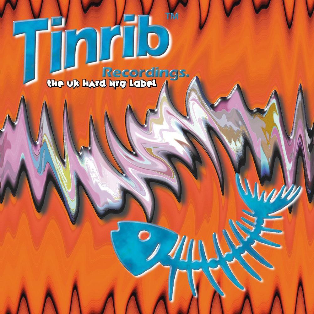 Tinrib Recordings - Orange Sleeve