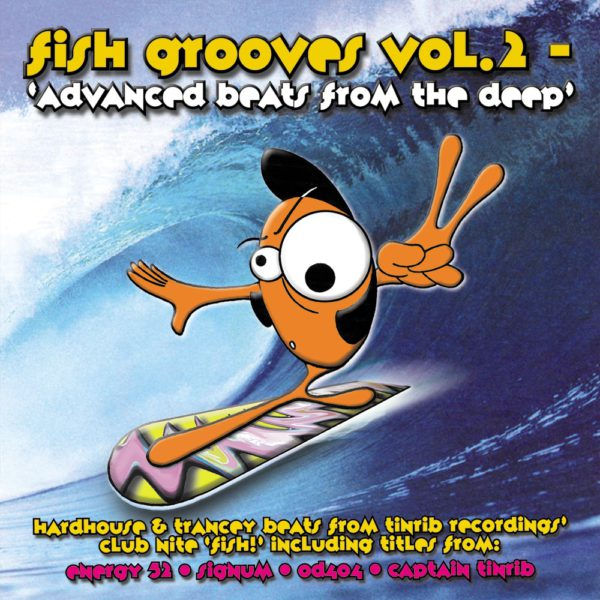 Tinrib Recordings - Fish Grooves Vol 2 Album - Mixed By Steve Thomas