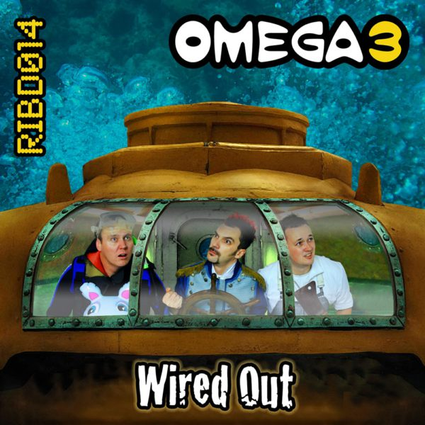 RIBD014 - Omega 3 - Wired Out