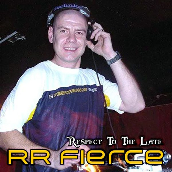 Tinrib Recordings - RR Fierce - The Late Johnnie Fierce R.I.P.