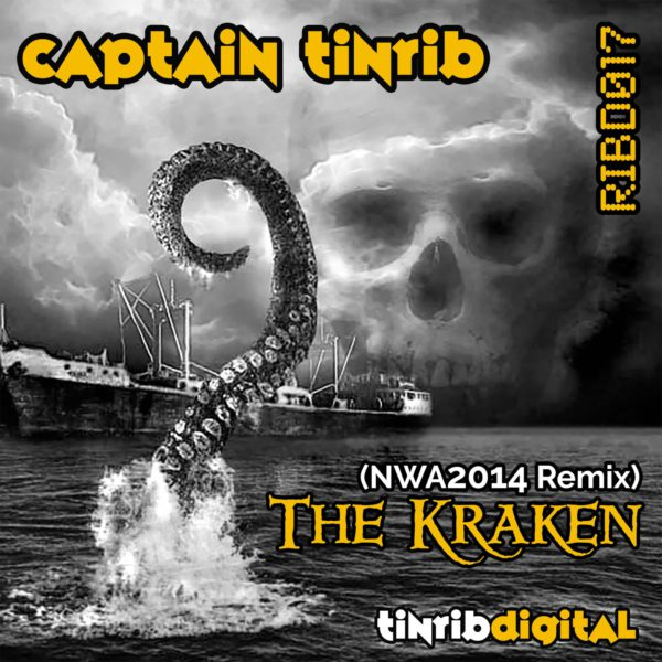 RIBD017 - Tinrib Digital - Captain Tinrib - The Kraken (NWA 2014)