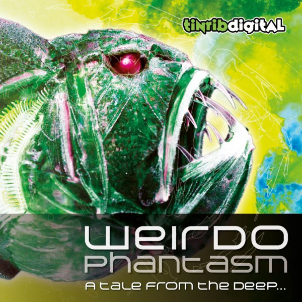 RIBD003 - Tinrib Digital - Weirdo - Phantasm & Innerspace