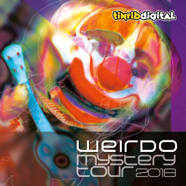 Tinrib Digital - Weirdo - Mystery Tour 2018 - Jelly Clown