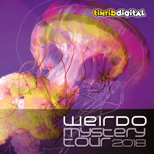 RIBD019A - Tinrib Digital - Weirdo - Mystery Tour 2018