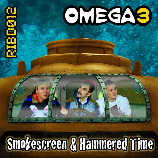 RIBD012 Omega 3 - Smokescreen & Hammered Time
