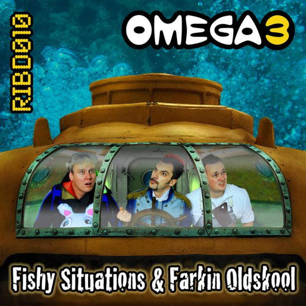 RIBD010 - Fishy Situations & Farkin Oldskool